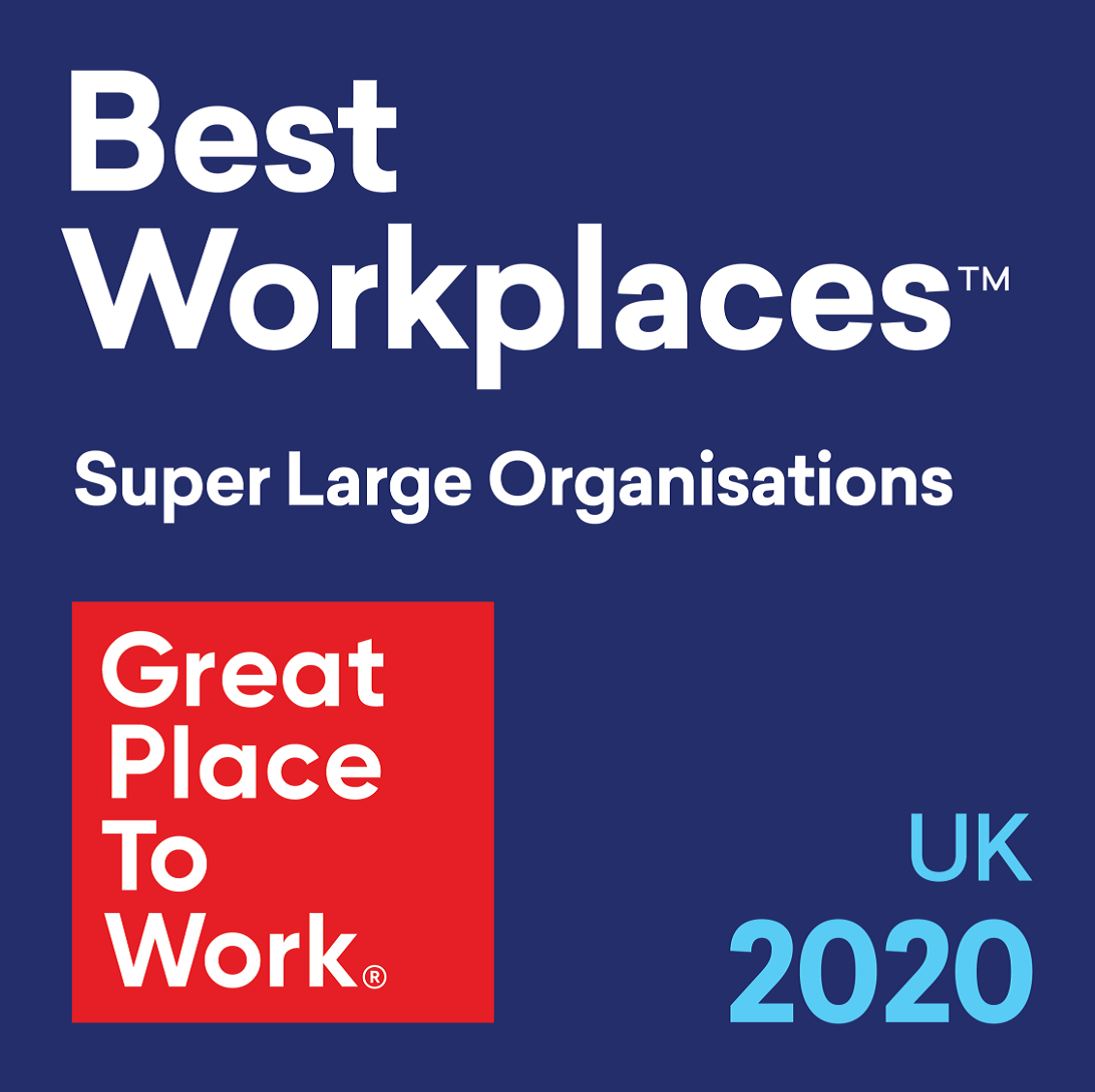 Choice Support - Best Workplaces - Great place to work logo
