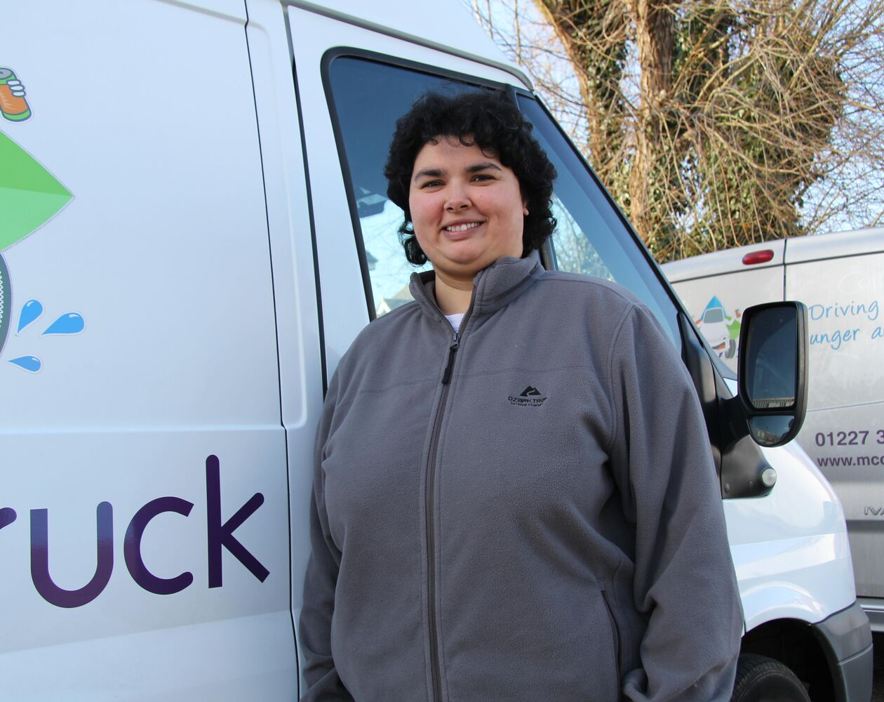 PWS Kim Tuck by Truck