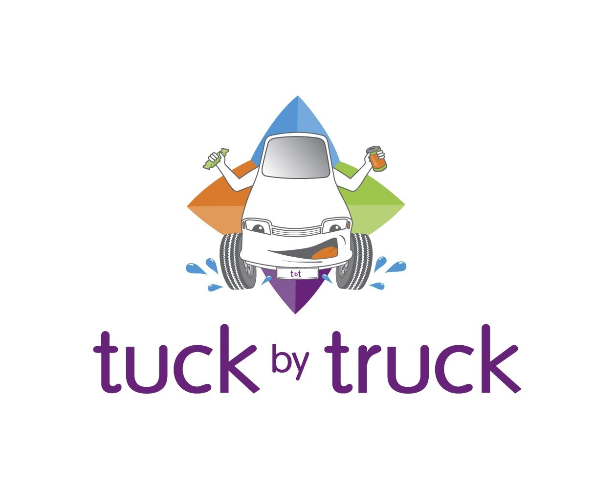 ER Tuck By Truck Logo