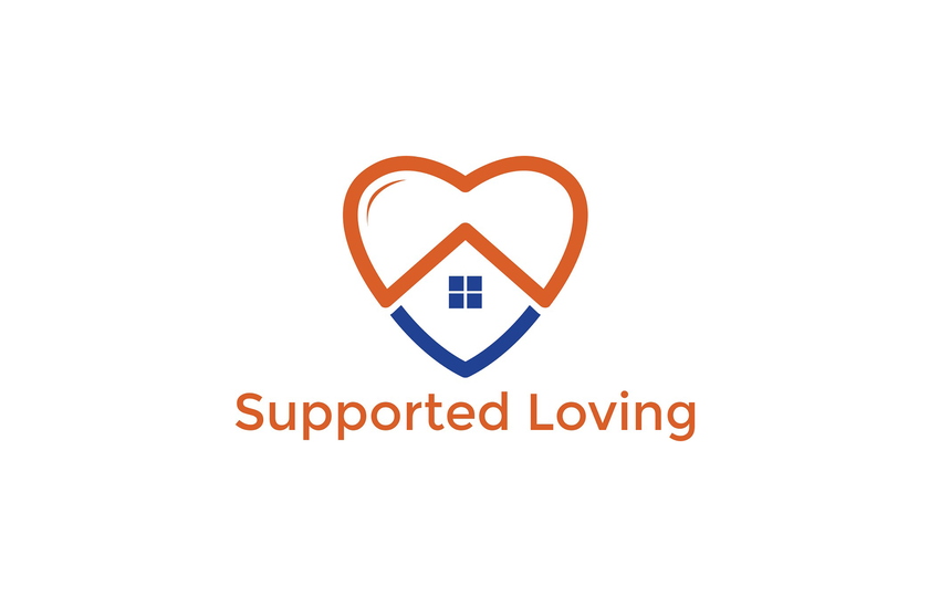 Supported Loving Logo Main Image Module