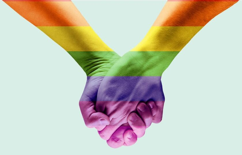 Lgbtq Social Groups Website Page
